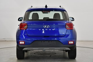 2020 Hyundai Venue QX.2 MY20 Active Intense Blue 6 Speed Automatic Wagon