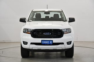 2020 Ford Ranger PX MkIII 2020.25MY Sport White 6 Speed Sports Automatic Double Cab Pick Up.