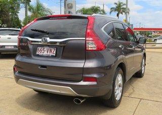 2015 Honda CR-V VTi-S Grey Automatic Wagon.