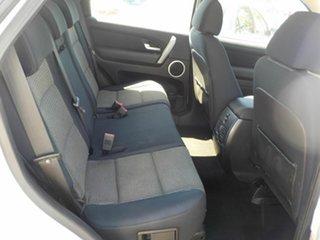 2009 Ford Territory SY MkII TX (RWD) White 4 Speed Auto Seq Sportshift Wagon