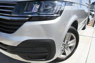 2021 Volkswagen Multivan T6.1 MY21 TDI340 SWB Comfortline Premium Reflex Silver 7 Speed.