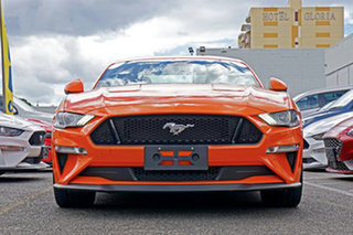 2019 Ford Mustang FN 2019MY GT Orange 6 Speed Manual Fastback.