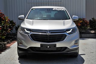 2018 Holden Equinox EQ MY18 LT FWD Silver 9 Speed Sports Automatic Wagon.