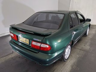 1998 Nissan Pulsar N15 S2 LX Green 5 Speed Manual Sedan