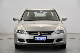 2007 Honda Accord 7th Gen MY07 VTi-L Gold 5 Speed Automatic Sedan.