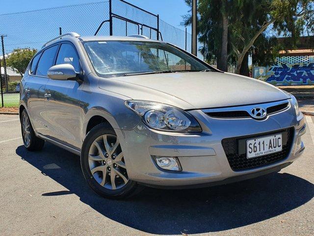 Used Hyundai i30 FD MY11 SX cw Wagon Nailsworth, 2012 Hyundai i30 FD MY11 SX cw Wagon Grey 4 Speed Automatic Wagon