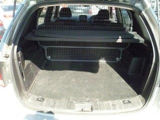 2012 Ford Territory SZ TX Seq Sport Shift AWD Silver 6 Speed Sports Automatic Wagon