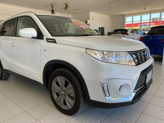 2019 Suzuki Vitara LY White 6 Speed Automatic Wagon.