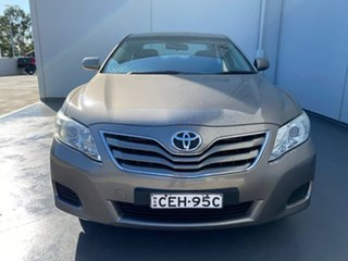 2011 Toyota Camry ACV40R Altise Grey 5 Speed Automatic Sedan.