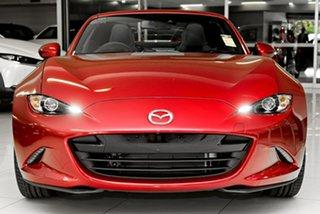 2020 Mazda MX-5 ND GT RF SKYACTIV-Drive Red 6 Speed Sports Automatic Targa.