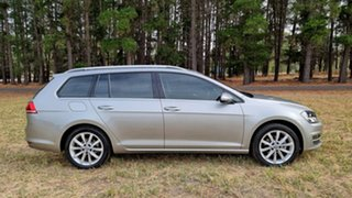 2014 Volkswagen Golf VII MY14 110TDI DSG Highline Tungsten Silver 6 Speed