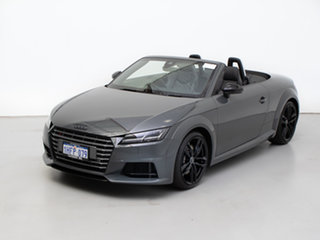2016 Audi TT FV S 2.0 TFSI Quattro Grey 6 Speed Auto Dual Clutch Roadster