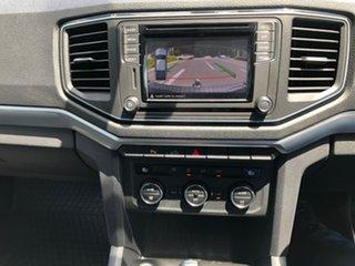 2021 Volkswagen Amarok 2H MY21 TDI550 4MOTION Perm Sportline White 8 Speed Automatic Utility