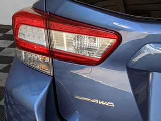 2020 Subaru XV G5X MY20 2.0i-S Lineartronic AWD Blue 7 Speed Constant Variable Wagon
