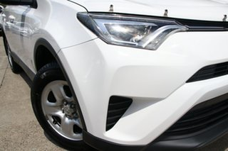 2016 Toyota RAV4 ASA44R MY17 GX (4x4) Glacier White 6 Speed Automatic Wagon.