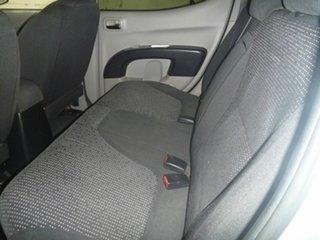 2009 Mitsubishi Triton MN MY10 GL-R Double Cab Silver 5 Speed Manual Utility