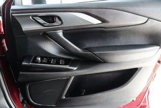 2018 Mazda CX-9 TC Azami SKYACTIV-Drive i-ACTIV AWD Red 6 Speed Sports Automatic Wagon