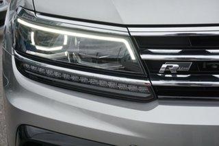 2017 Volkswagen Tiguan 5N MY17 162TSI DSG 4MOTION Highline Tungsten Silver 7 Speed