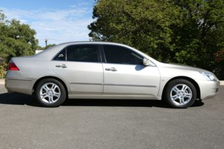2007 Honda Accord 7th Gen MY07 VTi-L Satellite Mist 5 Speed Automatic Sedan