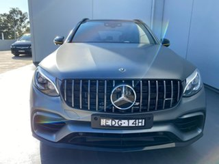 2019 Mercedes-Benz GLC-Class X253 800MY GLC63 AMG SPEEDSHIFT MCT 4MATIC+ S Grey 9 Speed.