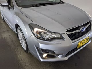 2016 Subaru Impreza G4 MY16 2.0i-S Lineartronic AWD Silver 6 Speed Constant Variable Sedan.