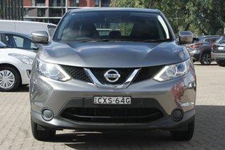 2015 Nissan Qashqai J11 ST Grey 6 Speed Manual Wagon