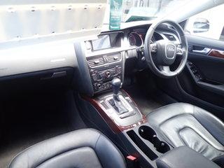 2010 Audi A5 8T Sportback 2.0 TFSI Quattro White Satin 7 Speed Auto Direct Shift Hatchback