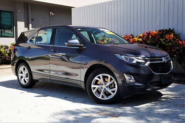 Used Holden Equinox EQ MY18 LT FWD Cairns, 2018 Holden Equinox EQ MY18 LT FWD Blue 9 Speed Sports Automatic Wagon