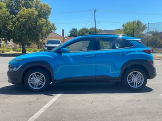 2020 Hyundai Kona Os.v4 MY21 2WD Dive in Jeju 8 Speed Constant Variable Wagon.