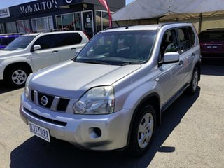 2009 Nissan X-Trail T31 MY10 ST Silver 1 Speed Constant Variable Wagon.