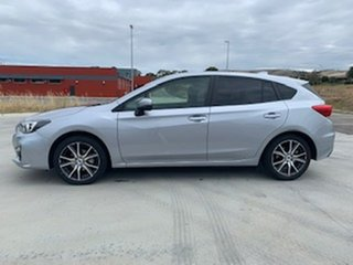 2017 Subaru Impreza G5 MY18 2.0i-L CVT AWD Silver 7 Speed Constant Variable Hatchback