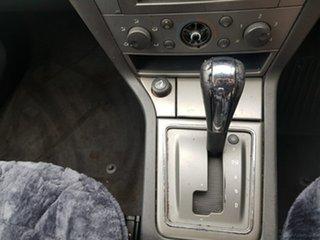 2004 Holden Vectra ZC MY2004 CD Silver 5 Speed Automatic Sedan