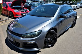 2013 Volkswagen Scirocco 1S MY13.5 R Coupe DSG Grey 6 Speed Sports Automatic Dual Clutch Hatchback.