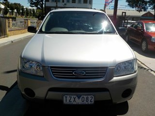 2005 Ford Territory SY TS (RWD) Silver 4 Speed Auto Seq Sportshift Wagon.