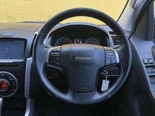 2016 Isuzu D-MAX MY15 LS-M Crew Cab Blue 5 Speed Sports Automatic Utility