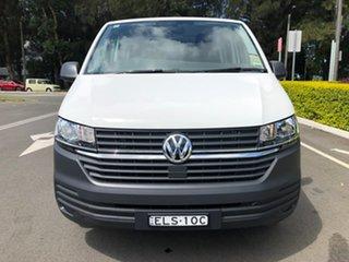 2020 Volkswagen Transporter T6.1 MY21 TDI340 Crewvan SWB DSG White 7 Speed