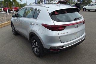 2019 Kia Sportage QL MY20 S 2WD Silver 6 Speed Sports Automatic Wagon.