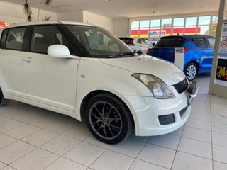 2007 Suzuki Swift EZ S 5 Speed Manual Hatchback.