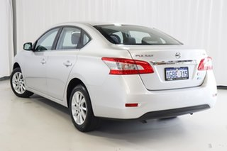 2014 Nissan Pulsar B17 ST Silver 1 Speed Constant Variable Sedan.