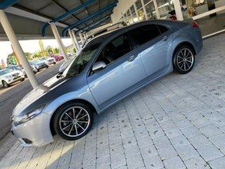 2011 Honda Accord Euro Luxury Celestial Blue Automatic Sedan