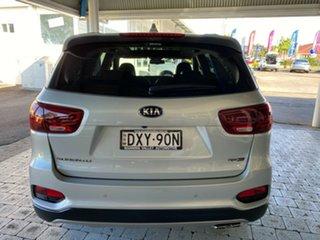 2018 Kia Sorento GT-Line Silver Sports Automatic Wagon