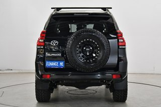 2018 Toyota Landcruiser Prado GDJ150R GXL Black 6 Speed Sports Automatic Wagon