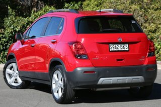 2016 Holden Trax TJ MY17 LTZ Blaze Red 6 Speed Automatic Wagon.