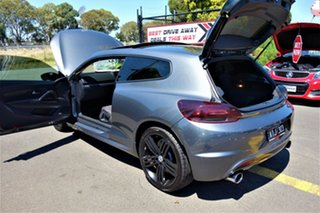 2013 Volkswagen Scirocco 1S MY13.5 R Coupe DSG Grey 6 Speed Sports Automatic Dual Clutch Hatchback