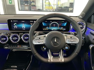 2020 Mercedes-Benz A-Class V177 800+050MY A35 AMG SPEEDSHIFT DCT 4MATIC Blue 7 Speed