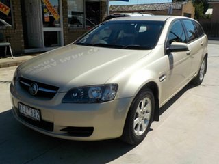 2009 Holden Commodore VE MY09.5 Omega Gold 4 Speed Automatic Sportswagon.