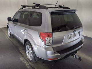 2008 Subaru Forester S3 MY09 XT AWD Silver 4 Speed Sports Automatic Wagon