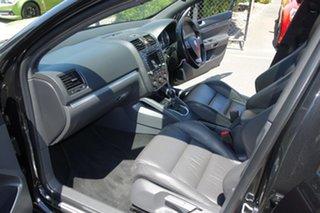 2008 Volkswagen Golf V MY08 GTI DSG Black 6 Speed Auto Sportshift Hatchback