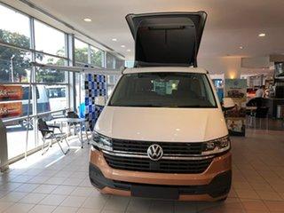 2021 Volkswagen California T6.1 MY21 Beach TDI340 SWB DSG Bronze 7 Speed.