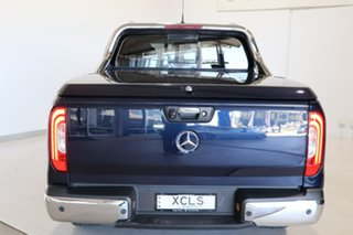 2018 Mercedes-Benz X-Class 470 X250d 4MATIC Power Blue 7 Speed Sports Automatic Utility.